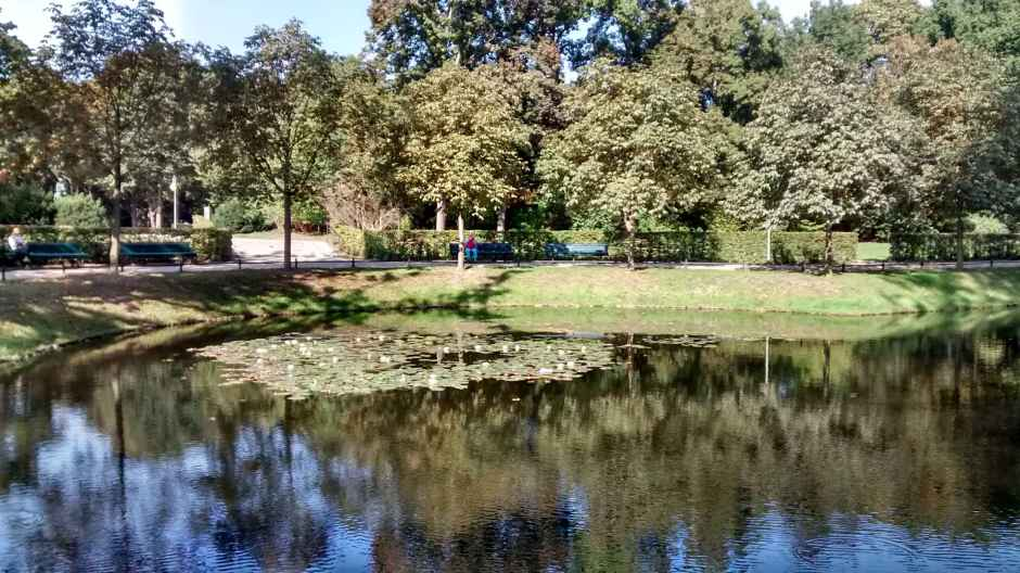 Venus-Bassin Großer Tiergarten